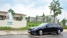 Mercedes-Benz Việt Nam giao xe E-Class cho A La Carte Sầm Sơn