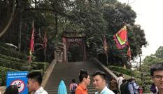 Xử lý nghiêm chặt chém tại Lễ hội Đền Hùng