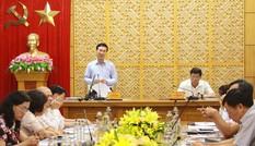 Giải quyết triệt để các tố cáo về nhân sự trước Đại hội