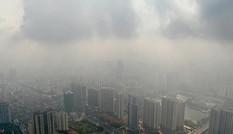 Miền Bắc trời nắng, ô nhiễm không khí nghiêm trọng