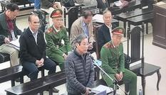 Cựu Bộ trưởng Nguyễn Bắc Son khai gì tại tòa?