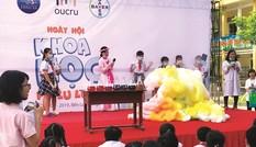 Truyền cảm hứng và đam mê khám phá khoa học cho học sinh Việt Nam