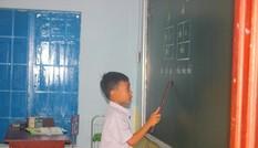 Trẻ chật vật theo chương trình mới