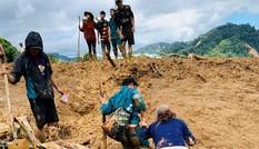Sạt lở ở Phước Sơn, 11 người mất tích: Chạy bộ suốt đêm để báo tin