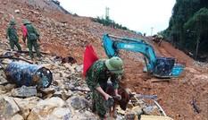 'Nhân tai' làm gia tăng sạt lở đất