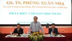 Bộ trưởng Phùng Xuân Nhạ: Thưởng xứng đáng giáo viên tiên phong soạn, dạy giáo án điện tử