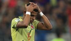 Sút hỏng luân lưu ở Copa America, ngôi sao Colombia bị dọa giết