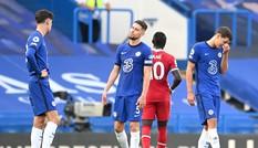 Chelsea rớt giá thảm hại trong cuộc đua vô địch