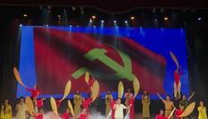 Liên hoan Nghệ thuật sân khấu toàn quốc tế về 'Hình tượng người chiến sĩ công an