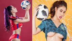 DJ nóng bỏng cởi áo vì tuyển Đức bất ngờ tuyên bố ngừng xem World Cup