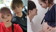 Mẫu nữ đình đám của Nhật kết hôn và sinh con ở tuổi 16 gây sốc
