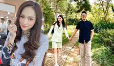 Hương Giang chính thức lên tiếng sau 3 ngày 'bội thực' tin về bạn trai CEO Matt Liu