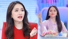 Bị chỉ trích thích dạy đời người khác, Hương Giang đáp trả trên sóng truyền hình