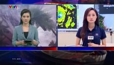 BTV thời tiết Xuân Anh chia sẻ 2 ngày 'trực chiến' bão số 9 với 30 lần lên sóng