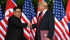 Sự im lặng nói được nhiều điều của Triều Tiên