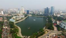 Lại đề xuất 'lấp' hồ Thành Công xây chung cư