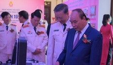 Thủ tướng Nguyễn Xuân Phúc dự Đại hội 'Vì an ninh Tổ quốc'