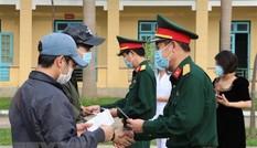 Phòng chống COVID-19: Nhiều nguy cơ tại Hà Nội
