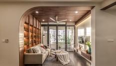 Chiêm ngưỡng căn chung cư 'đẹp mê hồn' của vợ chồng trẻ ở Hà Nội