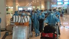 Cần Thơ đón chuyến bay đưa 309 người Việt từ Singapore về nước