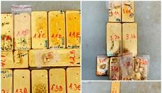 3 đối tượng vận chuyển 51kg vàng lậu qua biên giới ra đầu thú
