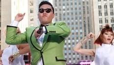 'Gangnam Style' trở thành 'Billion Style'