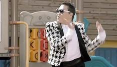 Psy lại 'gây sóng gió' với điệu lắc mông mới