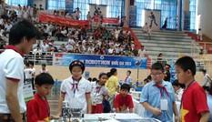 Thi Robothon quốc gia lần đầu tiên cho học sinh tiểu học