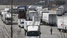 Triều Tiên chặn đường vào khu công nghiệp chung