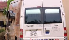 Chiếc Ford Transit và băng trộm xuyên Việt