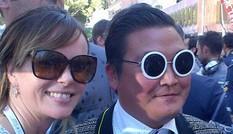 'Psy giả' tiếp tục lừa đảo sau khi bị đuổi khỏi Cannes