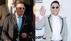 'Psy giả' tung hoành Cannes, Psy thật chạy 'sô' ở Mỹ