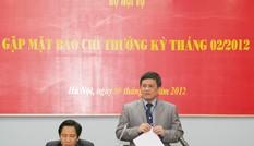Bộ Nội vụ nói về chuyện lùm xùm ở Vụ Tổ chức Cán bộ