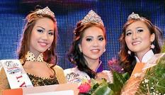 Thùy Linh đăng quang Hoa hậu người Việt tại CH Séc