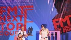 Thầy cô 'cực nhắng' trong cuộc thi FMT Next Top Couple