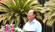 Ông Lê Thanh Hải: Còn một số cán bộ, đảng viên sa sút về đạo đức