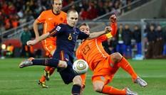 Đội tuyển Tây Ban Nha: Lộ trình khó khăn