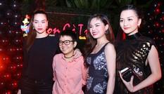 Hồ Ngọc Hà mở tiệc mừng cho Giang Hồng Ngọc