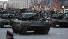Tăng T-14 Armata sẽ được trang bị đạn nổ điều khiển từ xa