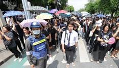 Thái Lan sẽ yêu cầu dẫn độ những người xúc phạm hoàng gia