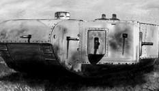 4 dự án siêu tăng yểu mệnh trong Thế chiến I