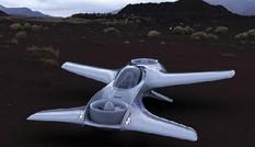 Mẫu xe bay 200km với chỉ một lần sạc lấy cảm hứng từ xe đua F1
