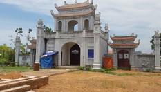 'Công trình muôn đời' ở Vĩnh Phúc bỗng chốc thành vườn hoang
