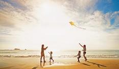 Tận hưởng kỳ nghỉ ven biển đẳng cấp bên gia đình
