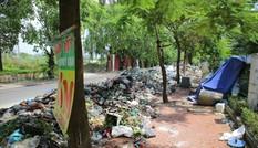 Bãi Nam Sơn thông xe, nhiều nơi ở Hà Nội vẫn ùn ứ rác thải