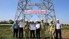 Đẩy nhanh tiến độ thi công dự án đường dây 500kV Tây Hà Nội – Thường Tín