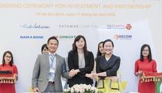 Nhiều quỹ đầu tư ngoại và ngân hàng ký kết hợp tác với Kim An
