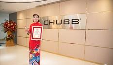 """Chubb Life Việt Nam được vinh danh """"Top 10 doanh nghiệp Bảo hiểm Nhân thọ uy tín"""""""
