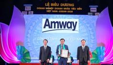 Amway Việt Nam vinh dự nhận giải thưởng doanh nghiệp tiêu biểu Việt Nam – Asean 2020