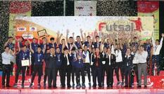 Thái Sơn Nam lần thứ 5 liên tiếp lên ngôi vô địch Giải Futsal HDBank Vô địch Quốc gia 2020